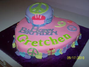 Children S Birthday Cakes